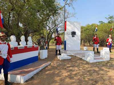 Rehabilitan sitios históricos del departamento de Ñeembucú