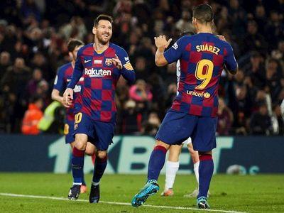 Fuerte despedida de Lionel Messi a Luis Suárez