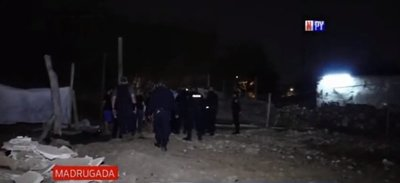 Denuncian supuesta invasión de inmueble en San Lorenzo