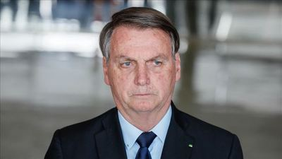 Bolsonaro fue internado para la extracción de un cálculo en la vejiga