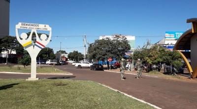 """Gobernador de Amambay afirma que con el cierre de la frontera se """"fundió la parte comercial y 4 mil empleos"""""""
