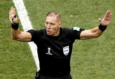 Néstor Pitana será el árbitro en el estreno de Paraguay