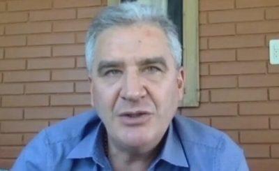 """Bacchetta habla de la """"nueva técnica"""" de extorsión"""
