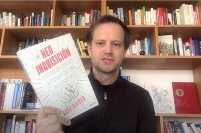 Axel Kaiser presentará su último libro en Paraguay