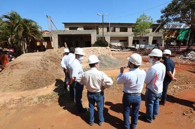USF financiadas por ITAIPU en Alto Paraná avanzan a buen ritmo y antes de fin de año estarán listas
