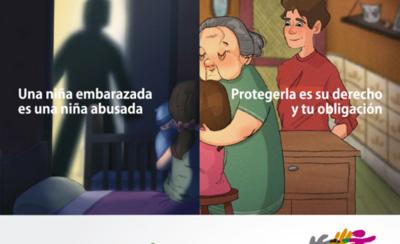 """HOY / Ñañangareko: """"No queremos más niñas embarazadas"""""""