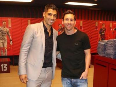 Messi y Suárez critican a la directiva del Barcelona