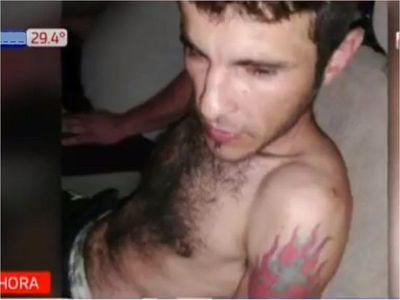 Logran recapturar al quinto fugado de sede policial en San Estanislao