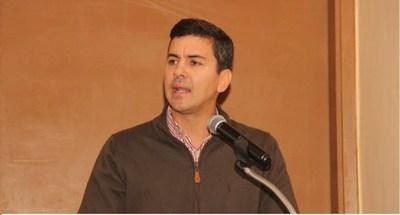 Santiago Peña advierte: no al nuevo préstamo de USD 300 millones y se debe gastar menos