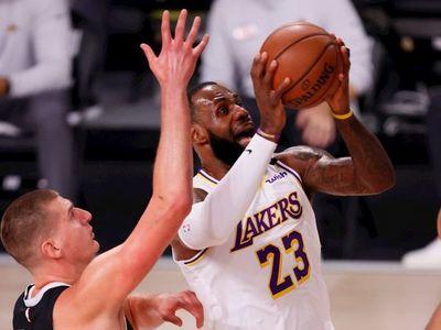 Los Lakers, a una victoria de situarse en el lugar donde su historia lo exige