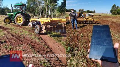PRESENTARÁN CENSO DE LA AGRICULTURA FAMILIAR GEOREFERENCIADA DE ITAPÚA