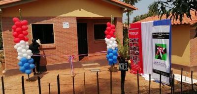 Habilitan 20 viviendas en el asentamiento Juan Latín de Coronel Oviedo – Prensa 5
