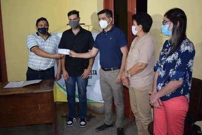 San Juan Bautista; construirán un Laboratorio Clínico en el Hospital Regional
