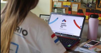 Tradicional colecta de Techo Paraguay se vuelve virtual
