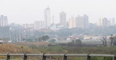 La Nación / Conciencian sobre contaminación del aire en el Día Mundial del Pulmón