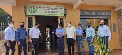 CAH habilita nuevo Centro de Atención al Cliente en Capitán Miranda, Itapúa