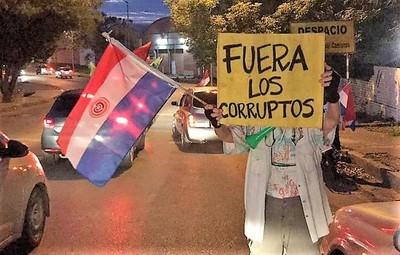 Organización internacional califica a Paraguay como país débil, corrupto e impredecible