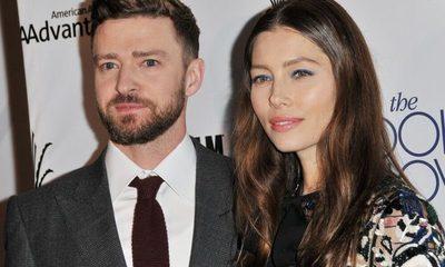 Justin Timberlake y Jessica Biel recibieron a su segundo hijo