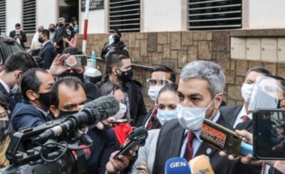 HOY / Es imprudente contraer nuevas deudas, afirma Santiago Peña