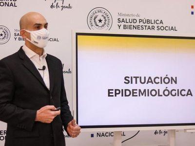 """Covid-19: """"Es muy probable que estemos en el pico de casos"""", señala ministro de Salud"""