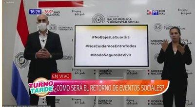 Paraguay ya está en el pico de la pandemia, confirma Mazzoleni