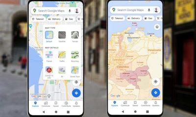 Google Maps mostrará los casos de covid-19 en la zona donde estás