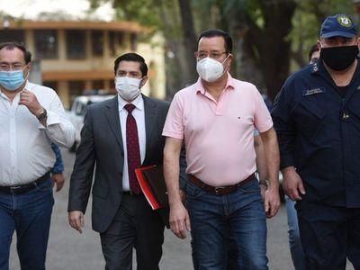 Juez dicta arresto domiciliario y Miguel Cuevas sale de la Agrupación Especializada