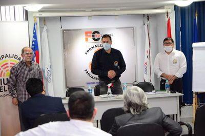 Formalizan compromisos de medidas sanitarias para evitar mayor expansión del Covid-19