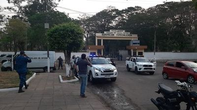 Miguel Cuevas ya cumple prisión domiciliaria en Sapucái