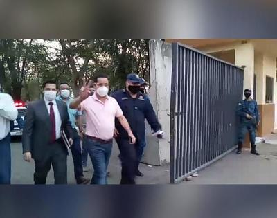 Juez otorga arresto domiciliario y Miguel Cuevas abandonó la Agrupación Especializada