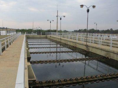 Bajante del río: ESSAP ya prepara plan de contingencia