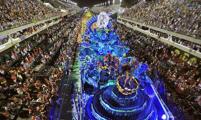 Suspenden el carnaval 2021 de Río de Janeiro debido a la pandemia