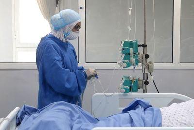 """Enfermeras piden """"oxigenación"""" del sistema sanitario"""