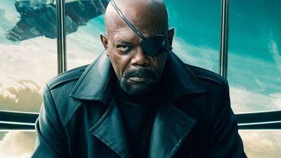 Samuel L. Jackson repetirá su papel de Nick Fury en una serie de Disney+