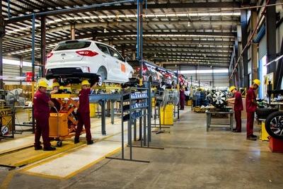 Se pone en marcha acuerdo automotriz entre Paraguay y Brasil