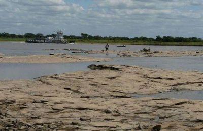 Declaran emergencia hidrológica en los ríos Paraguay y Paraná