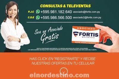 El Grupo Cogorno apuesta fuerte en el país inaugurando en Coronel Oviedo el sexto local de FORTIS Mayorista