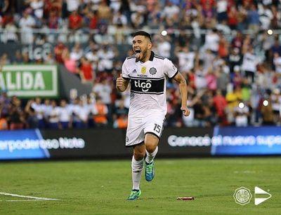 Jorge Ortega es otro que rescindió contrato con Olimpia