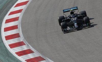 Valtteri Bottas, el más rápido del viernes en Rusia