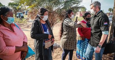 La Nación / El Poder Ejecutivo expropia tierras para la comunidad indígena Y'aka Marangatú