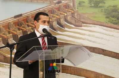 Félix Sosa asumió como nuevo consejero de Itaipu
