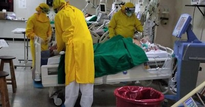 La Nación / La OMS advierte que dos millones de personas podrían morir por COVID-19 en el mundo