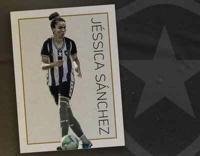 Botafogo da la bienvenida a Jéssica Sánchez