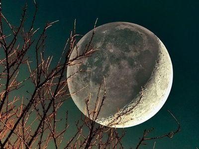 La radiación espacial en la Luna es 200 veces mayor que en la Tierra