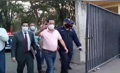 HOY / Cuevas abandona la Agrupación Especializada y adelanta que pedirá reincorporarse a Diputados
