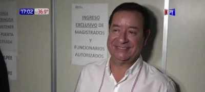 Cuevas ya se encuentra en Paraguarí tras abandonar la Agrupación Especializada