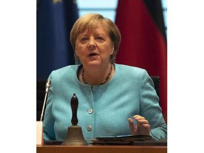 El llamado de Merkel a la unidad mundial se viraliza