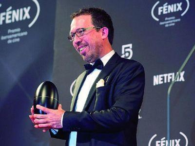 Martinessi  gana premio en Festival de  San Sebastián
