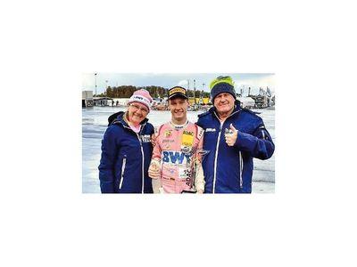 Duerksen logra otro podio en Alemania