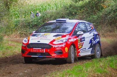 """""""Fau"""" Zaldívar tiene un nuevo desafío en el rally español"""